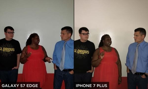 三星Galaxy S7 Edge和iPhone 7 Plus相机拍摄对比的照片 - 7