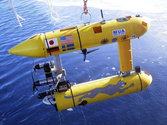 水下冰川机器人是如何在南极工作的