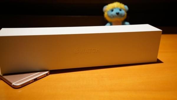 零售店约起 Apple Watch Series 2高清开箱图赏的照片 - 5