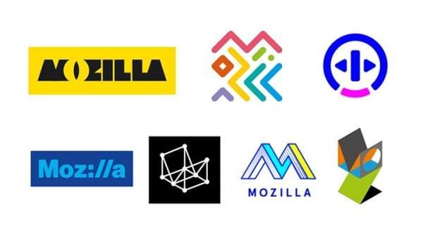 Mozilla邀请公众重新设计logo 方案缩小至4个的照片 - 2