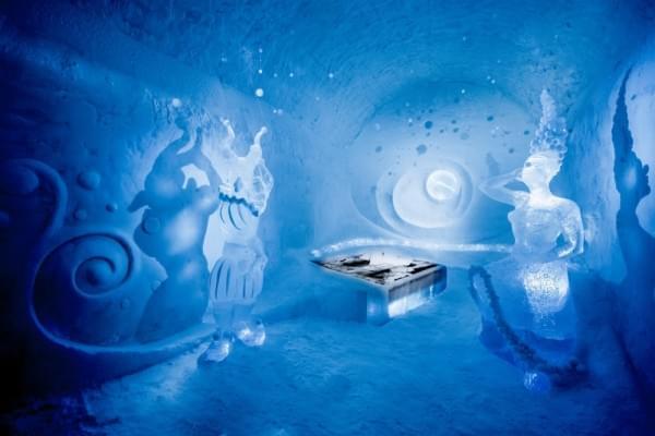 全年开放的瑞典冰酒店Icehotel 365即将开业的照片 - 7