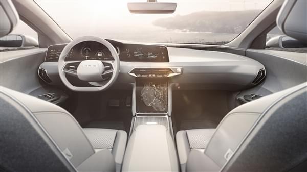 贾跃亭投资的Lucid Motors豪华电动汽车官图公布的照片 - 11