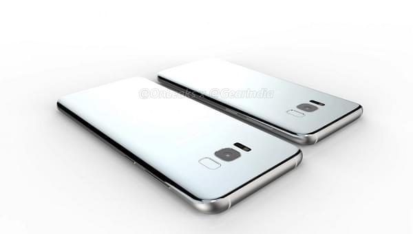 三星 Galaxy S8 / S8 Plus 渲染图曝光: 指纹传感器在哪?的照片 - 9