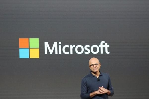 纳德拉:微软像是缩小版世界 能容纳各色人等和机构的照片