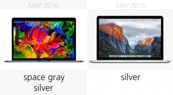 前后两代13英寸MacBook Pro规格参数对比的照片 - 5