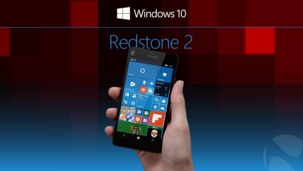 微软公布Windows 10 Mobile 红石2部分功能的照片 - 1