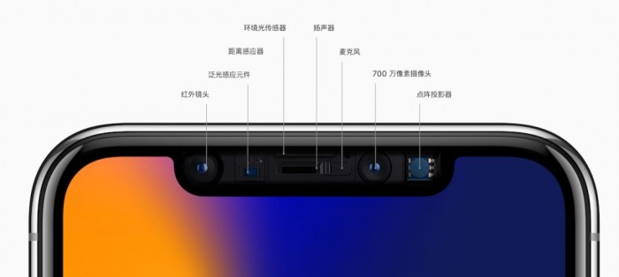 """iPhone X""""刘海屏""""遭众人嫌弃?为何厂商们竞相效仿的照片 - 10"""