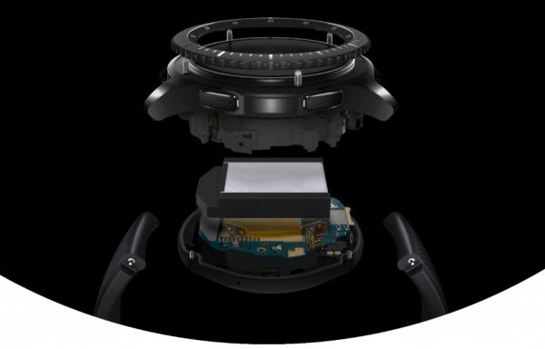 三星手表Gear S3堪比手机:配64位CPU和高性能GPU的照片 - 2
