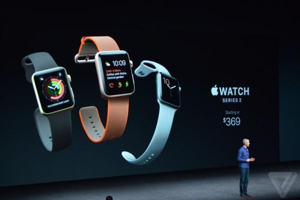 苹果发布Apple Watch SERIES 2 可实现50米防水的照片 - 5