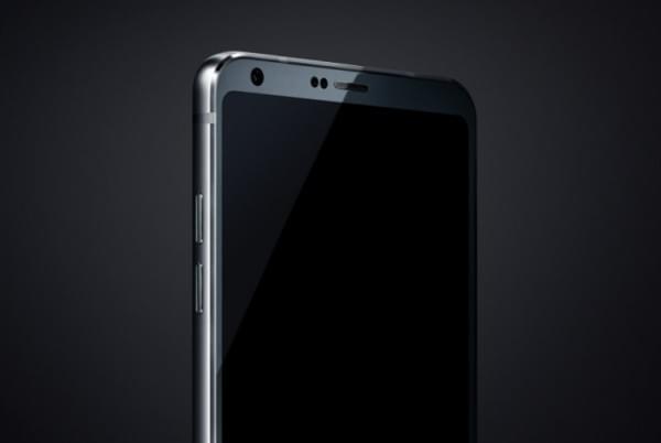 """LG G6智能手机将采用无边框""""全视野""""显示屏的照片 - 1"""