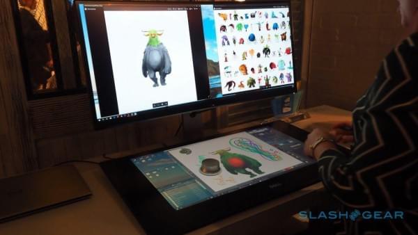 宣战Surface Studio:戴尔推Canvas 售价1799美元的照片 - 16
