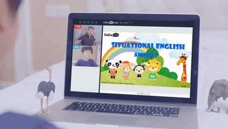敲黑板!孩子耳机上课引起耳聋 选择在线英语平台需谨慎!