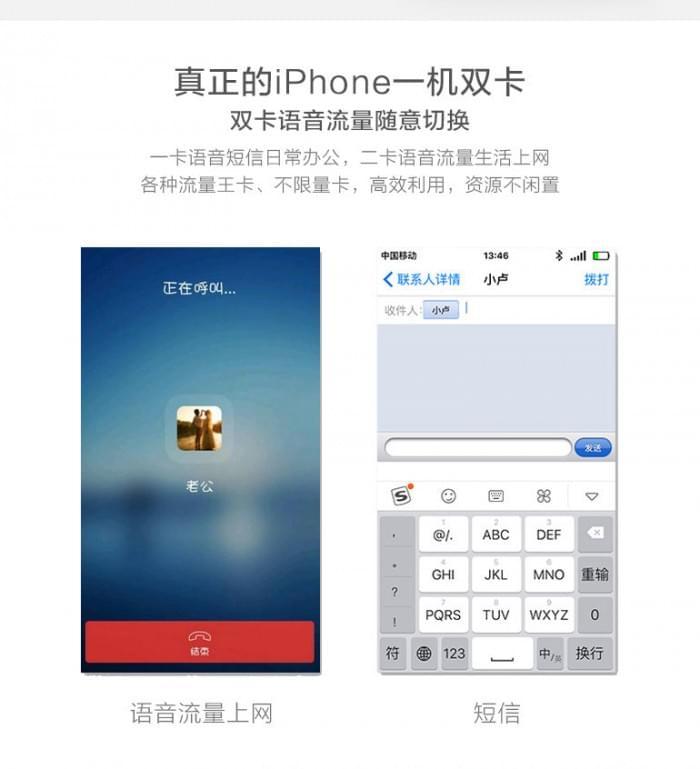 革命性的创新 iPhone裸机双卡终成现实的照片 - 4