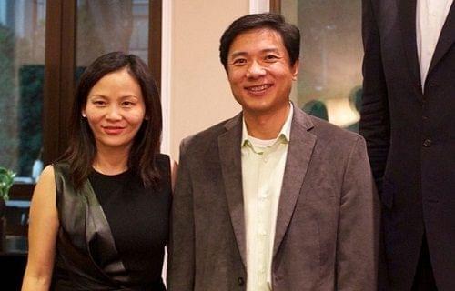 深度解析百度巨变:陆奇和李彦宏夫人马东敏都来了的照片