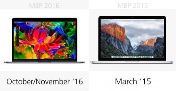前后两代13英寸MacBook Pro规格参数对比的照片 - 19