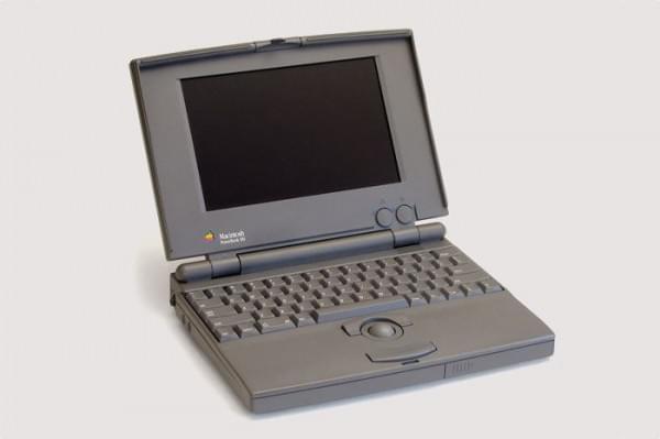 横穿七个时代: 回忆苹果笔记本电脑的进化的照片 - 2