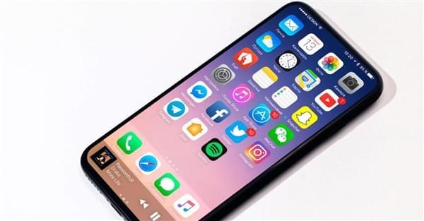 前后双摄 iPhone 8设计图大曝光 苹果激进的照片 - 1