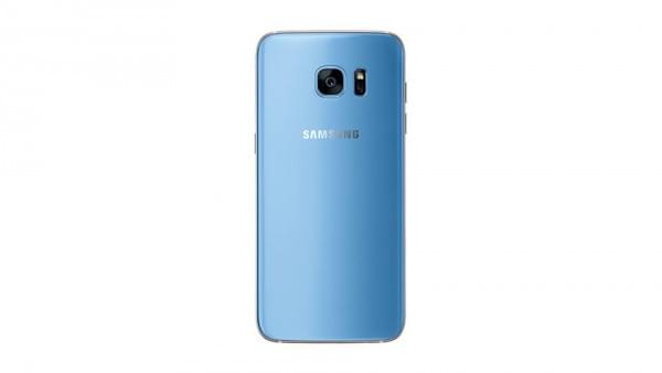 珊瑚蓝限定版Galaxy S7 Edge本周开始发售的照片 - 7