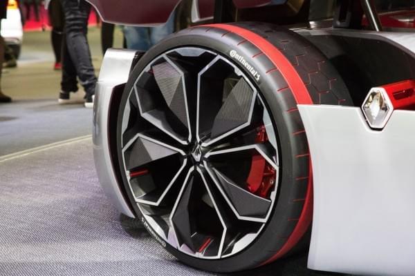 雷诺发布Trezor概念电动超跑:使用蛤壳式车门的照片 - 5