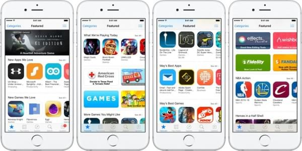 苹果开始清理App Store僵尸应用的照片