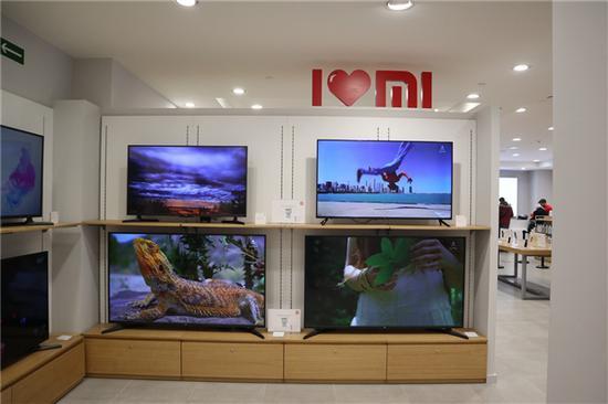 小米电视Q2出货量暴增:成印度智能电视第一品牌