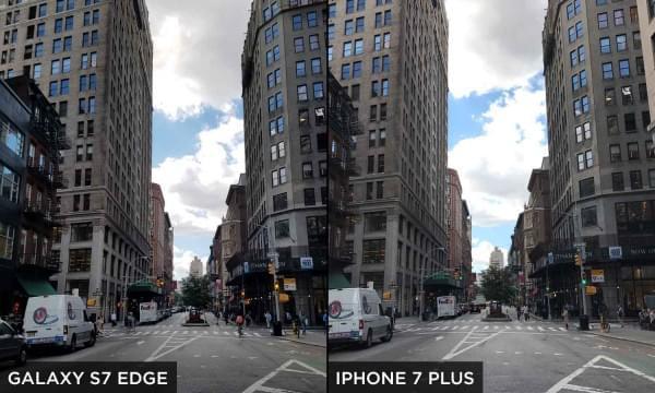 三星Galaxy S7 Edge和iPhone 7 Plus相机拍摄对比的照片 - 4