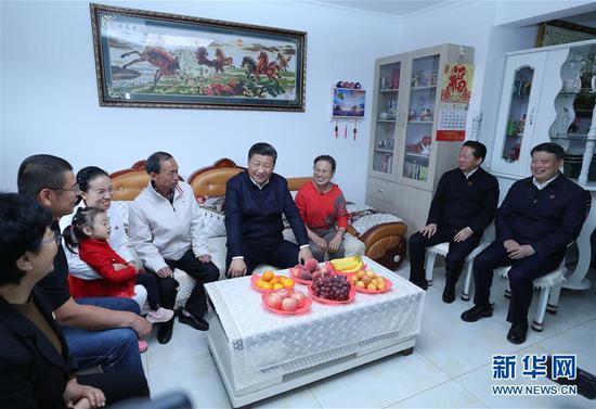(時政)(17)習近平在東北三省考察并主持召開深入推進東北振興座談會