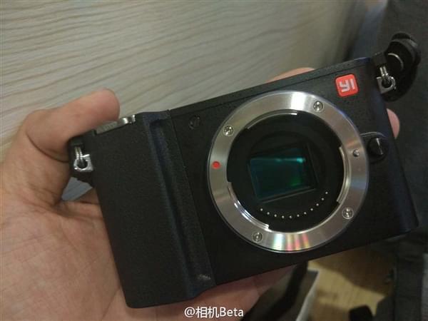 2199元起小蚁微单相机发布:2016万像素索尼IMX26的照片 - 16