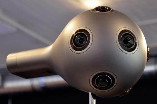 诺基亚OZO VR摄录机国行售价曝光:320888元的照片 - 1