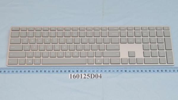 专利图显示微软将推出一款与iMac正面竞争的一体机产品的照片 - 2