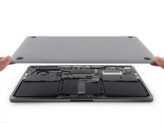 13英寸入门级新MacBook Pro拆解 很难修复的照片 - 11