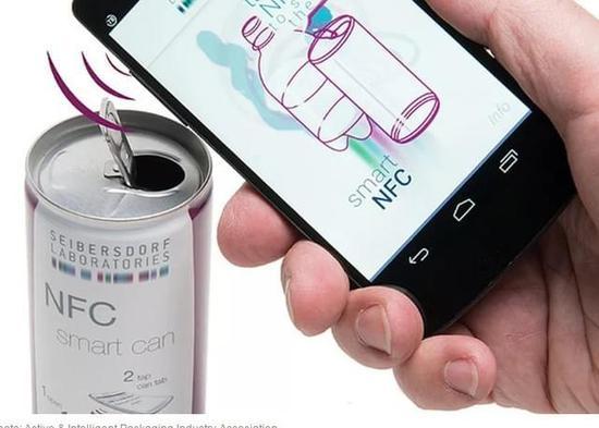 这货来了才是真无线 NFC智能商品包装