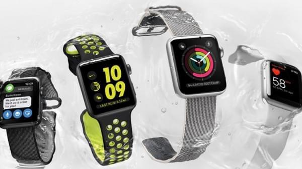 苹果调整新手表营销重点:不提多用途 主打健身的照片