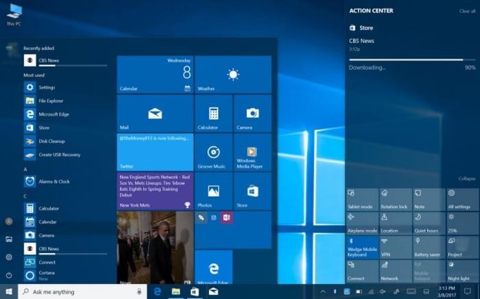 颜值提升:Windows 10 Creators Update用户界面更新一览的照片 - 10