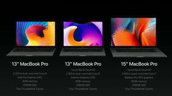 新MacBook Pro对于PC阵营性能优势不足?的照片 - 2