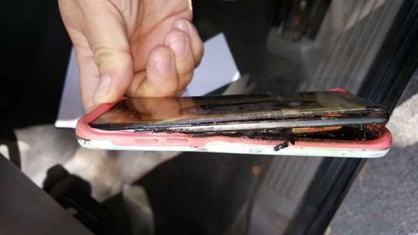 美国再一部换新三星Note 7爆炸:已是第四起的照片 - 2