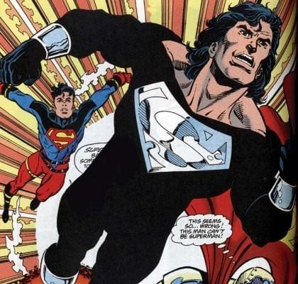 [图]《正义联盟》或参考漫画造型 超人将以黑衣登场