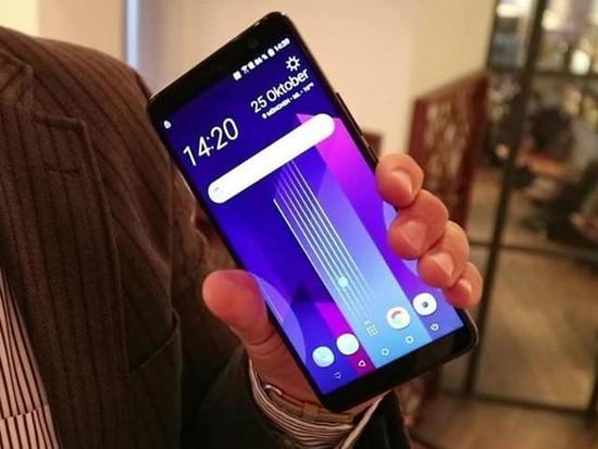 HTC新旗舰U12明年发布:4K屏幕+骁龙845