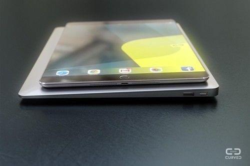 10.5英寸iPad长什么样?可能是无边框设计的照片