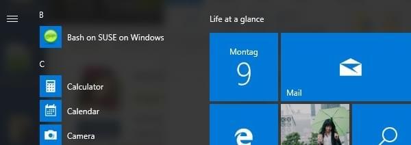 想在Windows 10中运行openSUSE?请参照此安装方法的照片 - 2