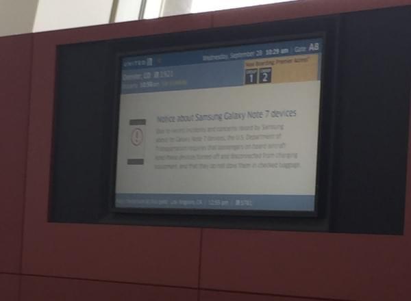 三星在美获准将13万部缺陷Note 7运回韩国的照片 - 2