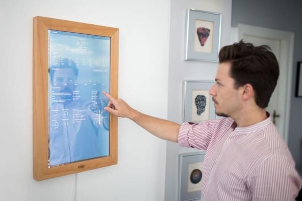 Dirror推出搭载Windows 10系统的智能镜子的照片 - 11