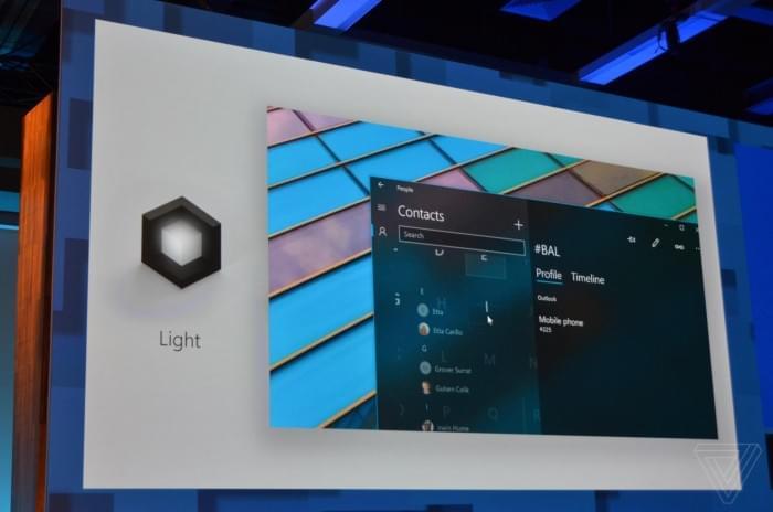 毛玻璃特效回归 微软公布全新界面设计语言Fluent Design的照片 - 1