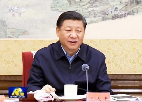 12月6日,中共中央召开党外人士座谈会,征求对经济工作的意见和建议。习近平主持并发表重要讲话。