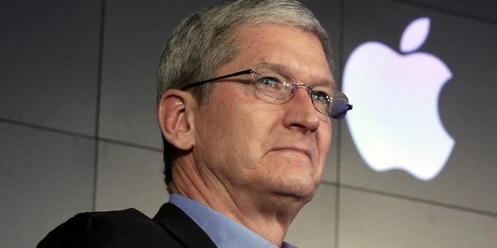 库克谈中国手机圈:竞争激烈 但苹果不关心出货量的照片