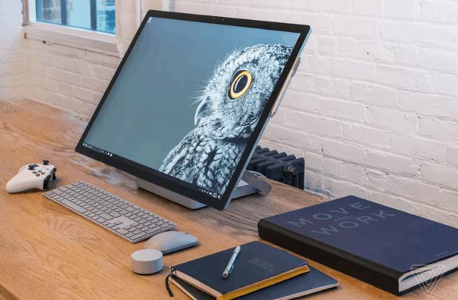 微软Surface Studio将于4月20日在三个国家上市的照片