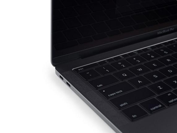 13英寸入门级新MacBook Pro拆解 很难修复的照片 - 5