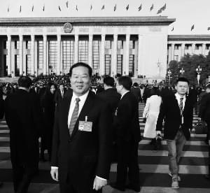 """宜华集团刘绍喜:民企转型升级重在""""创新开放"""""""