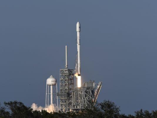 SpaceX再次创造历史 火箭回收后再次发射成功的照片 - 3