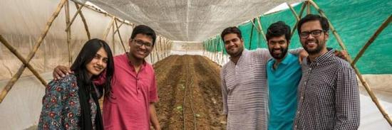 """作物歉收成印度农民自杀真凶,这家公司推出了""""盒子温室""""想改变这一局面"""